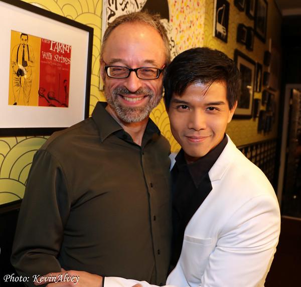 Gary Adler, Telly Leung