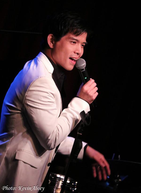 Photo Flash: Broadway at Birdland Concert Series Hosts Telly Leung