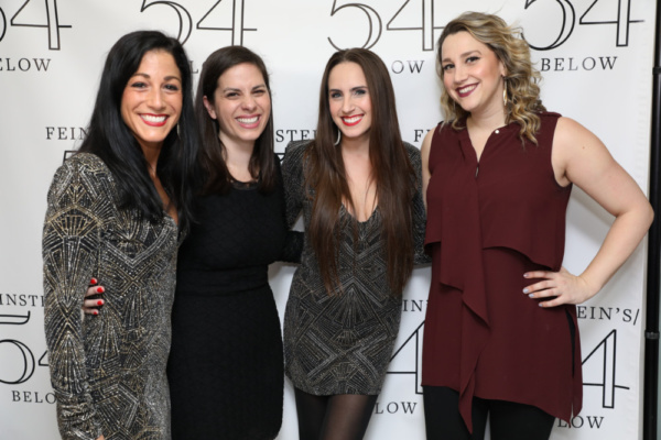 Lauryn Ciardullo, Mara Jill Herman, Dani Spieler and Natalie Weiss