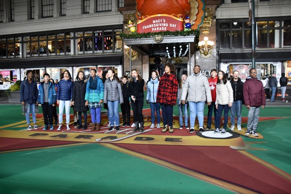Martina McBride with The Young People's Chorus of New York