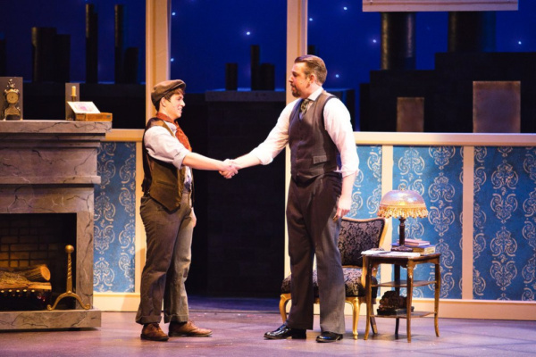 Photo Flash: First Look At Disney's MARY POPPINS JR. At Stages Theatre Company