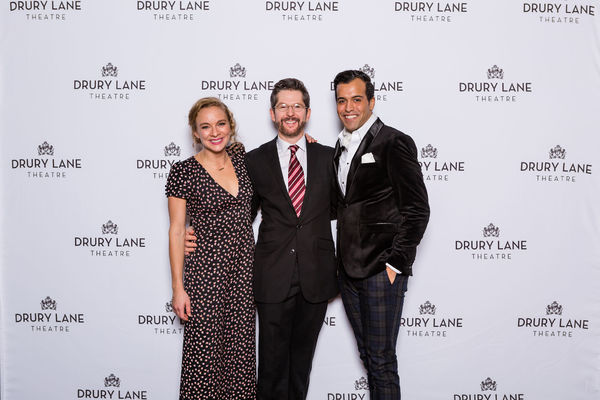 Erica Stephan, Alan Souza, and Brandon Contreras