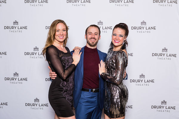 Photo Flash: BEAUTY AND THE BEAST Opens at Drury Lane Theatre