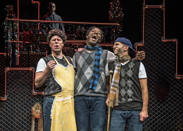 Photo Flash: Chicago Shakespeare Presents O BROTHERS CHRISTMAS CAROL