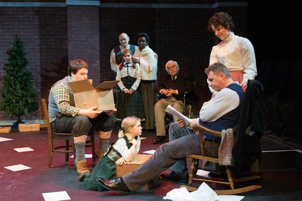 Photo Flash: The Lakewood Playhouse Presents YES VIRGINIA, THERE IS A SANTA CLAUS