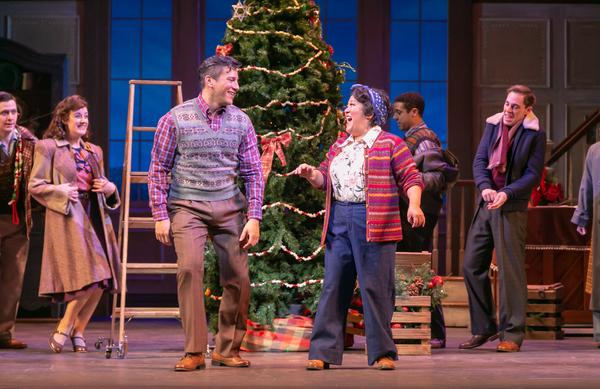 Photo Flash: Have A Happy Holiday At HOLIDAY INN At Paper Mill Playhouse