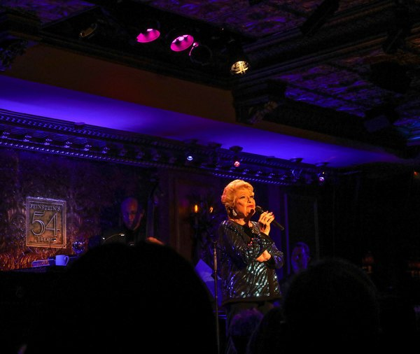 Photo Coverage: Marilyn Maye Gives Thanks Concert at Feinstein's/54 Below