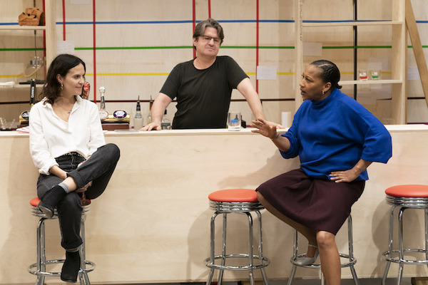 SWEAT by Nottge,    , Writer - Lynn Nottage, Director - Lynette Linton,  Designer -   Photo