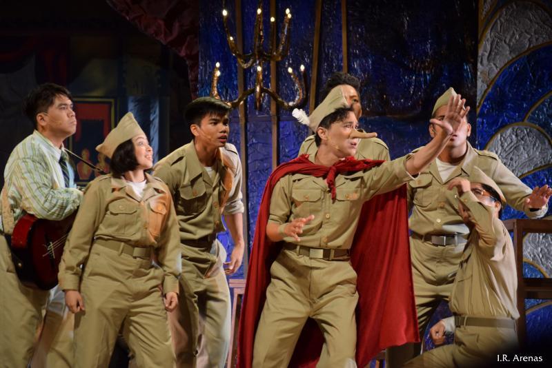 BWW Review: MULA SA BUWAN's Retelling of 'Cyrano' Captivates the Pinoy Audience