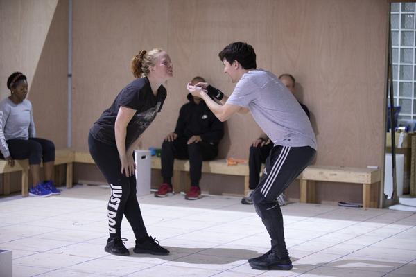 Eliza Collings and Joshua Jenkins Photo