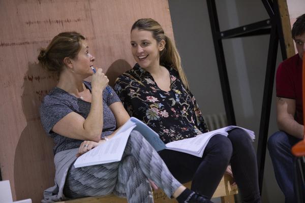Julie Hale and Katy Rudd Photo