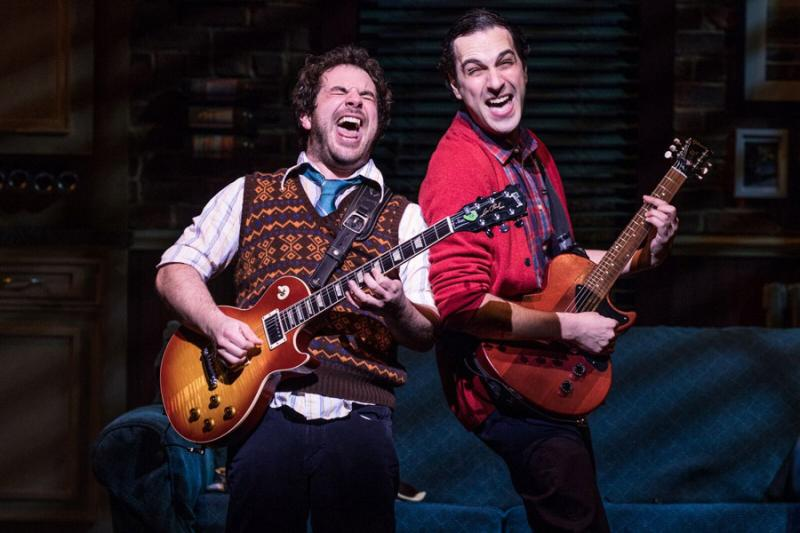 BWW Interview: Justin Collette Talks Rocking Out Nightly Leading the Cast of SCHOOL OF ROCK