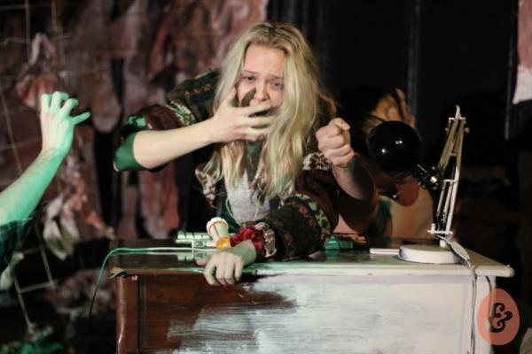 Photo Flash: Sarah Kane's CRAVE To Run At Egg & Spoon