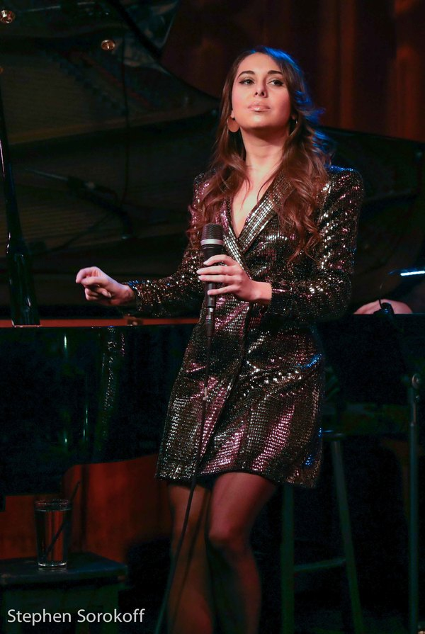 Photo Coverage: Veronica Swift and The Emmet Cohen Trio at Birdland