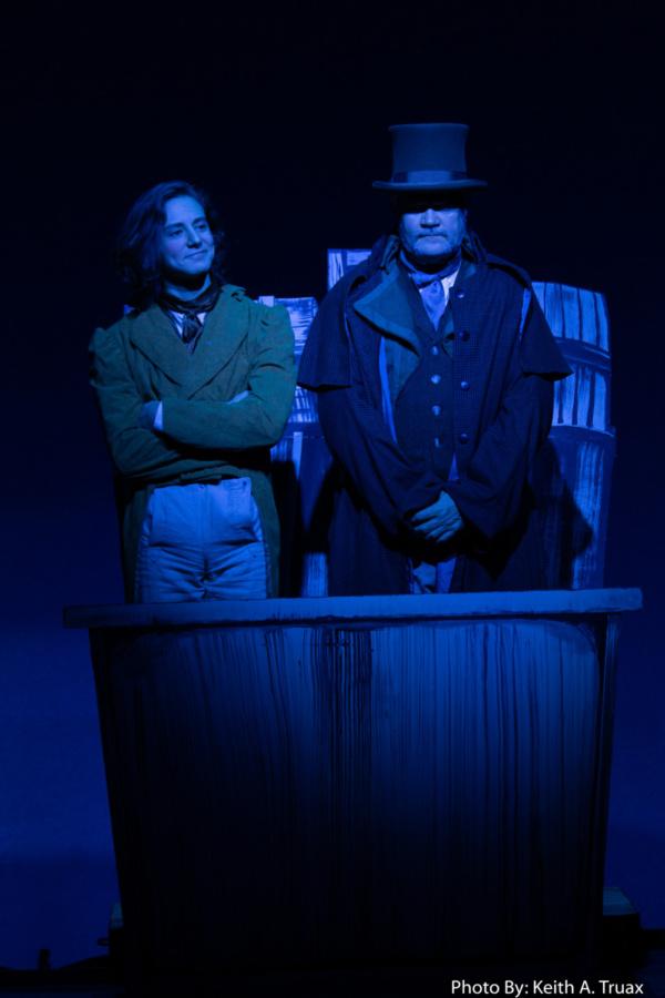 Photo Flash: Martin Giles, Jordon Ross Weinhold & Karen Baum In PICT's THE OLD CURIOSITY SHOP