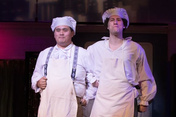 Photo Coverage: First look at Ohio University Lancaster's THE DROWSY CHAPERONE