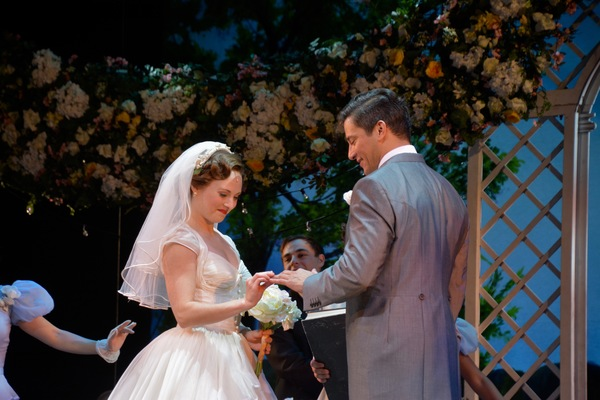 Hayley Podschun and Nicholas Rodriguez