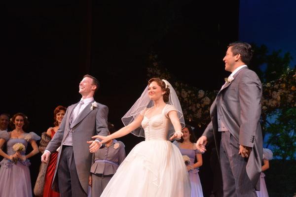 Jeff Kready, Hayley Podschun and Nicholas Rodriguez