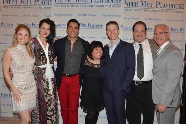Mark S. Hoebee joins Hayley Podschun, Paige Faure, Nicholas Rodriguez, Ann Harada, Jeff Kready and Jordan Gelber
