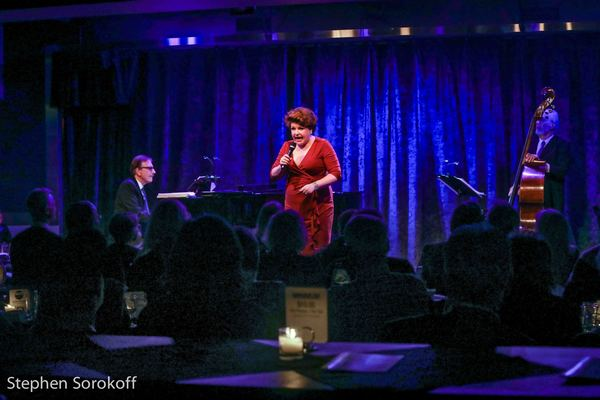 Photos: Deborah Grace Winer Brings 'New York: Big City Songbook' To Birdland Theater