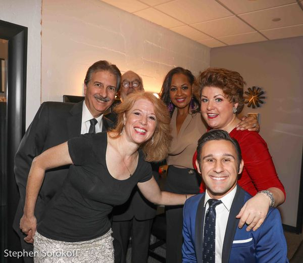 John Oddo, Jay Leonhart, LaTanya Hall, Klea Blackhurst Deborah Grace Winer, Nicolas K Photo