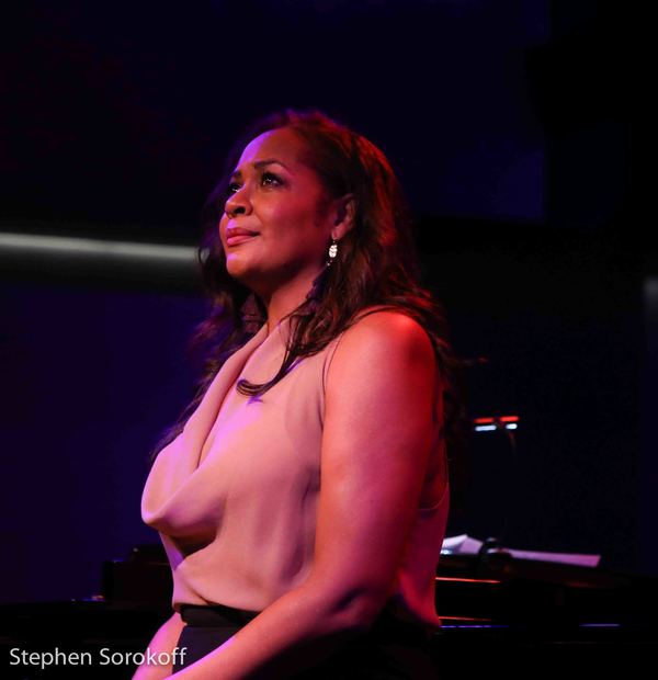 Photo Coverage: Deborah Grace Winer Brings 'New York: Big City Songbook' To Birdland Theater
