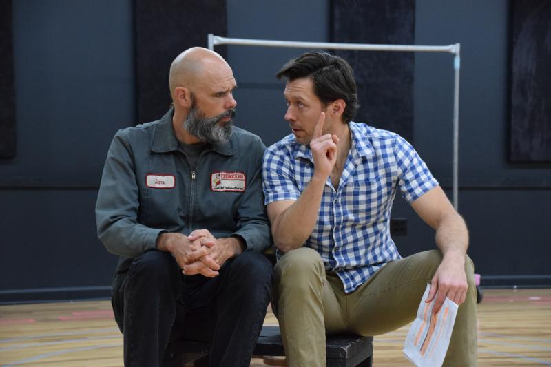 BWW Interview: John Keabler in THE WINTERS TALE at The Shakespeare Theatre of NJ