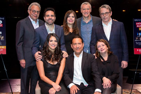 Lewis Black, Mario Cantone, Cecily Strong, Dayle Reyfel, Eugene Pack, Tate Donovan, M Photo