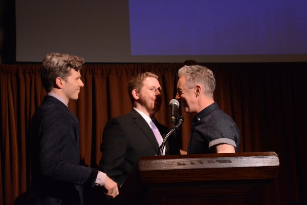 Photo Coverage: Alan Cumming Presents the 2018 Fred Ebb Award!