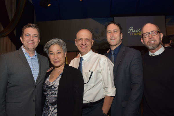 Lane Beauchamp, Valerie Lau-Kee Lai, Tom Viola, Danny Whitman and Larry Cook