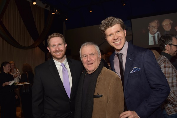 Eric Price, John Kander and Will Reynolds