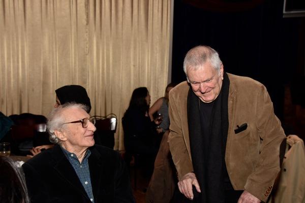 Sheldon Harnick and John Kander