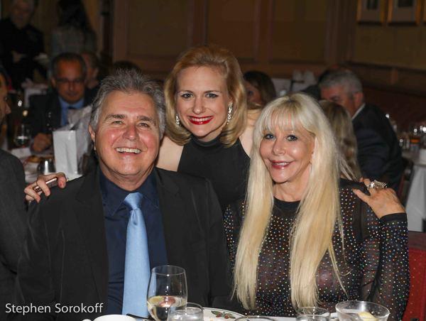 Steve Tyrell, Haley Swindal, Sunny Sessa
