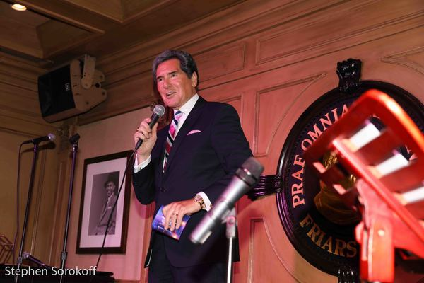 Photo Coverage: Steve Tyrell, Cady Huffman, Haley Swindal & Others at Will & Anthony Nunziata Friars Birthday Bash