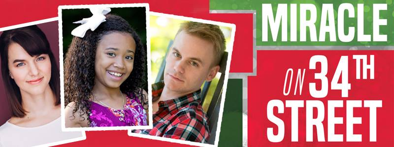 BWW Review: MIRACLE ON 34TH STREET at Roxy Regional Theatre is Beautifully Wrapped