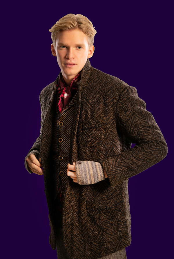 Photo: First Look at Cody Simpson Debuting as Dmitry in ANASTASIA