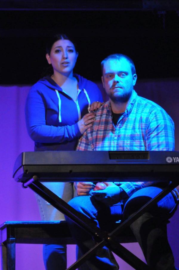 Sean Ryan as Henry and Alyssa Caracciolo as Natalie