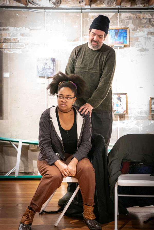 Photo Flash: Akvavit Theatre's RISING TEMPERATURES Plays Four Performances Only