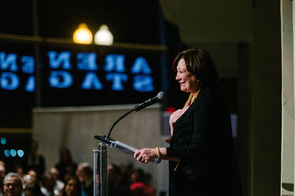 Photo Flash: Arena Stage Hosts Eighth Annual Military Thanksgiving