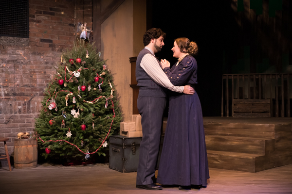 Photo Coverage: First look at CATCO's THE CHRISTMAS SCHOONER