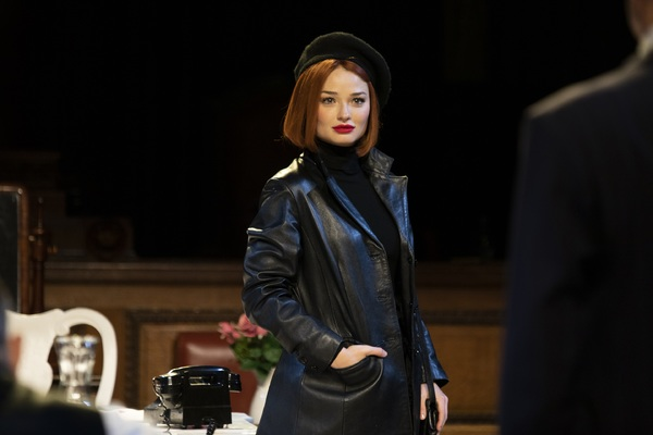 Photo Flash: First Look at the New Cast of WITNESS FOR THE PROSECUTION