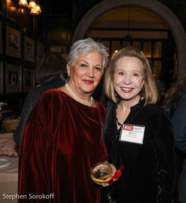 Mary Ann Quinson & Debra Jo Rupp