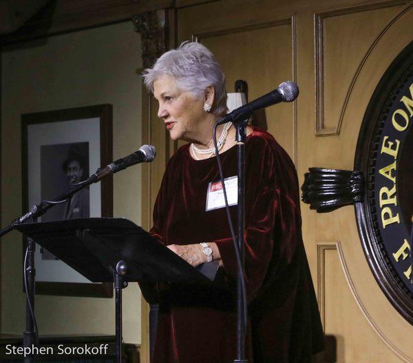 Mary Ann Quinson, Board Chair, BSC