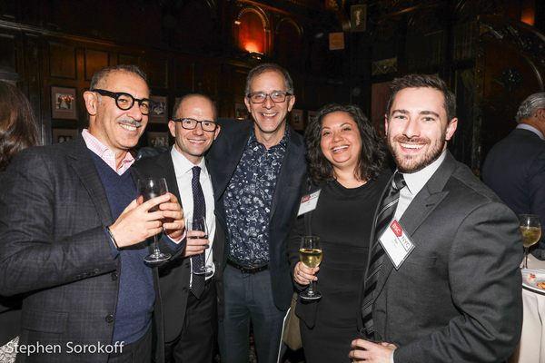 Olivier Sultan, Matthew Rego, John Rando, Jen Bender, Ron Leone Photo