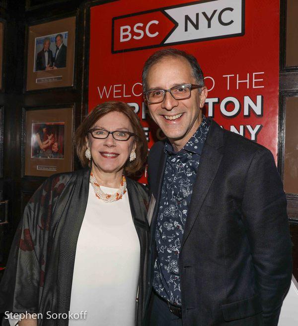 Julianne Boyd & John Rando
