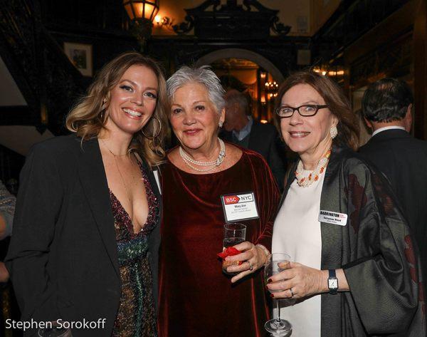 Elizabeth Stanley, Mary Ann Quinson, Julianne Boyd