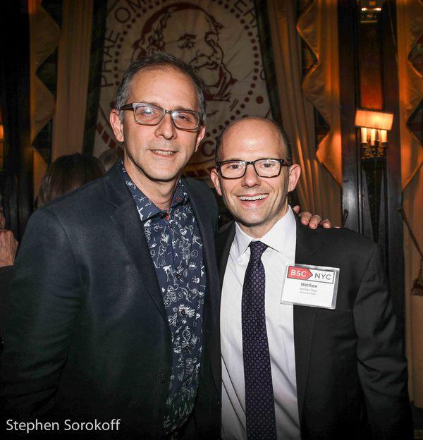 John Rando & Matthew Rego Photo