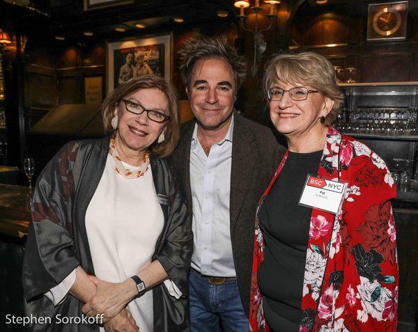 Julianne Boyd, Roger Bart, Paat McCorkle Photo