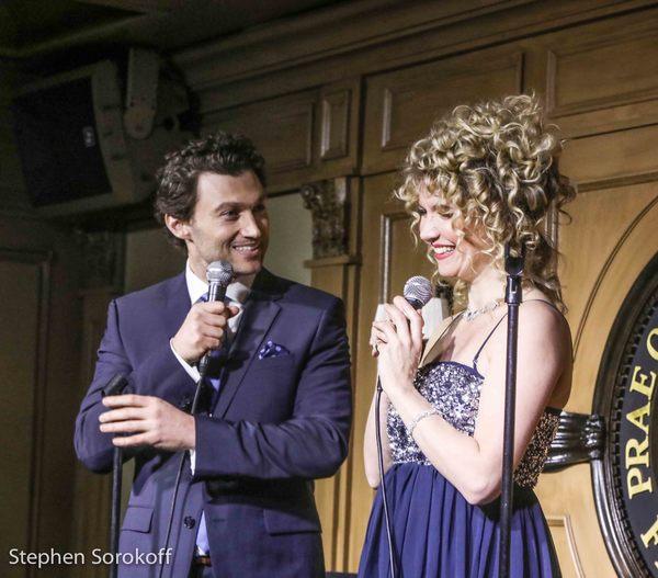 Bryce Pinkham & Scarlett Strallen