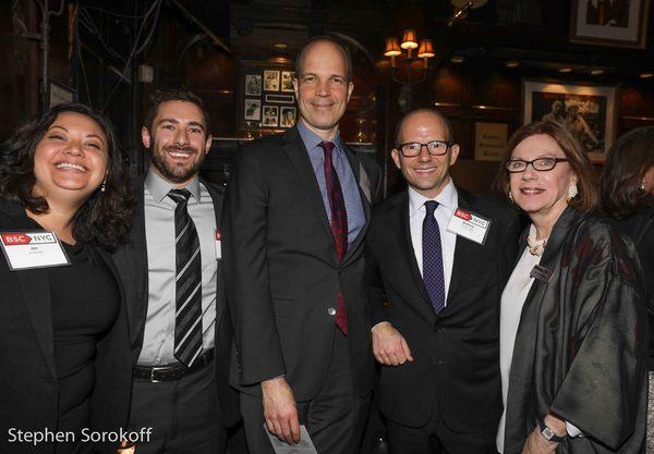 Jen Bender, Ron Leone, Matthew Rego, Julianne Boyd Photo